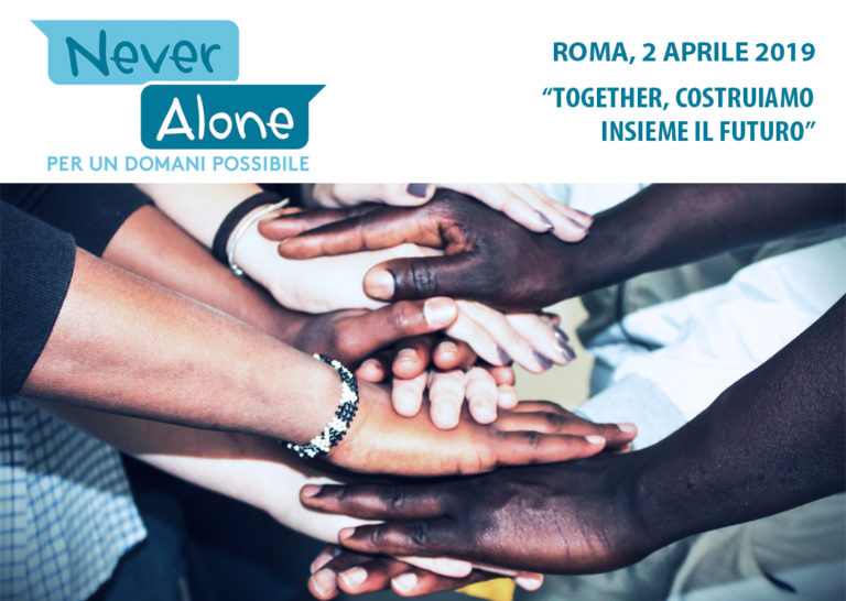 "Progetto ""Together, Never ALone"""