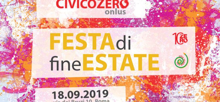 18 settembre 2019 – Festa di Fine Estate